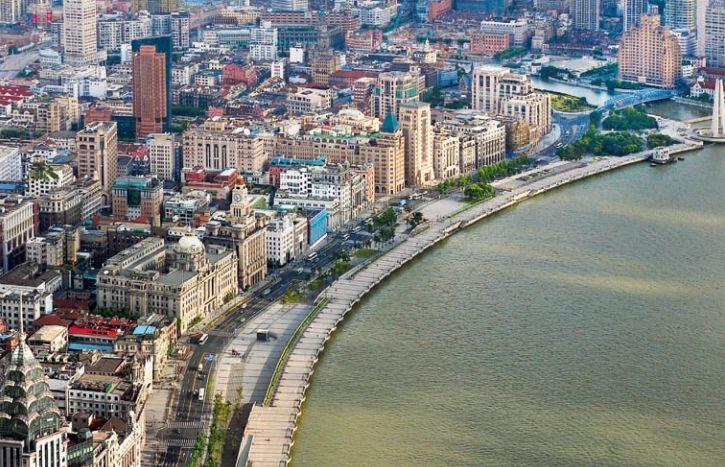 申乡影象 典范上海——中滩汗青文明风采区