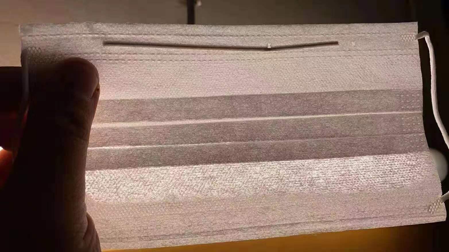 湖南祁东一药店疑捐给卫健局假劣口罩:已用完,本地正观察