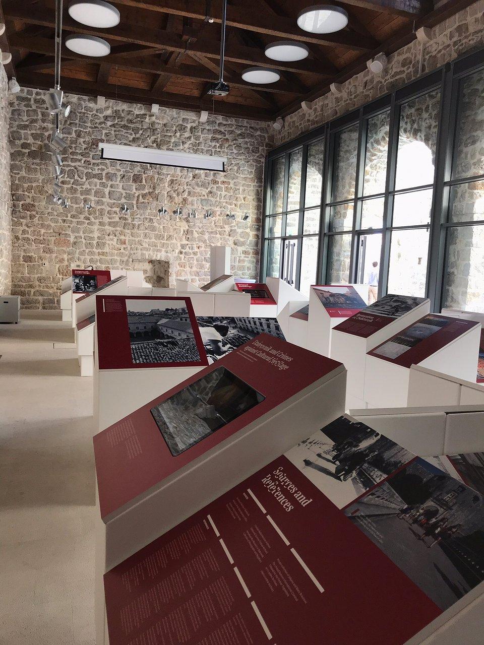 改造后的杜布罗夫尼克Lazareti成为集展览、演出、文化活动为一体的综合创意空间