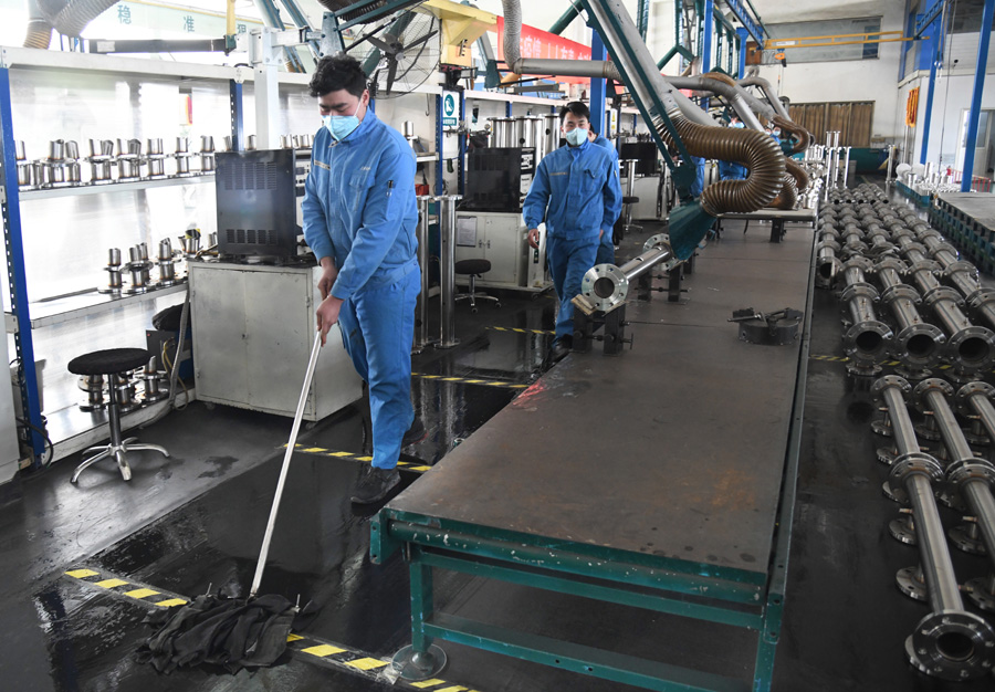 三0省分未摆设企业停工复产,估计逾8成上市私司原周将停工