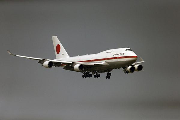视频|日本首相安倍晋三乘专机于4日上午抵达杭州