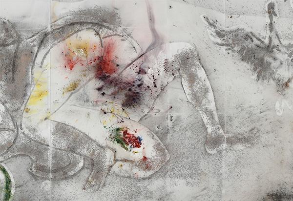 艺术家蔡国强:说说我的绘画故事图片