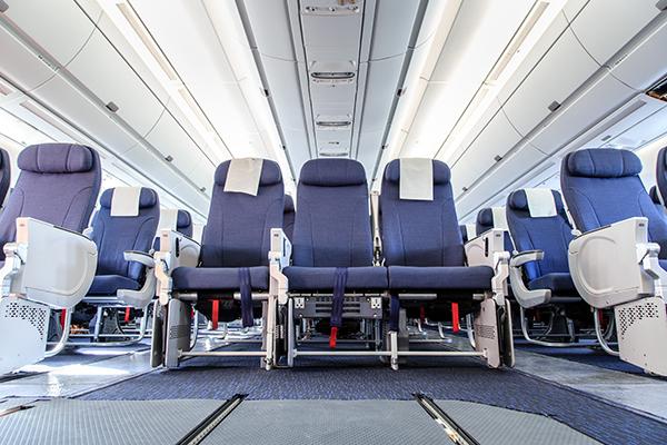飞机上获得更好的座位