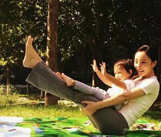 动物主题瑜伽动作,让你的孩子在亲子运动中玩得更