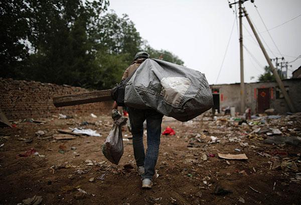 最垃圾的985_985 高校教授捡垃圾养虫,年入百万