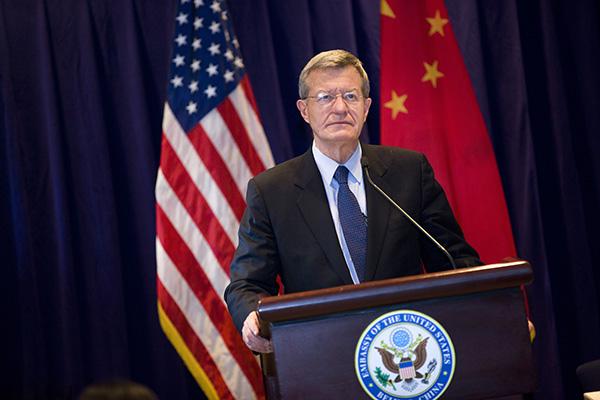 美国驻华大使:无论哪位候选人获胜,都不会影响中美两国关系