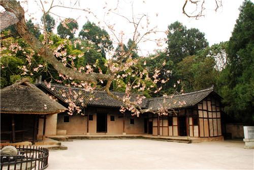 朱德故居纪念馆复馆,大幅增加新中国成立后展览内容