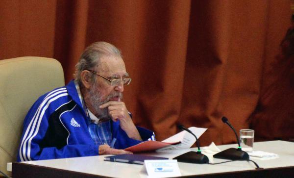 【古巴革命领袖卡斯特罗去世】生前演讲:历史将宣判我无罪-激流网