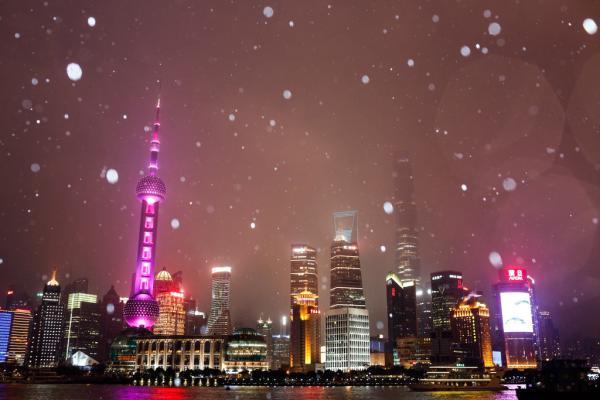上海对自己的产业结构这样定位:构建现代服务业为主