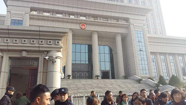 江西高院改判乐平16年前奸杀案:4被告人无罪,副院长道歉