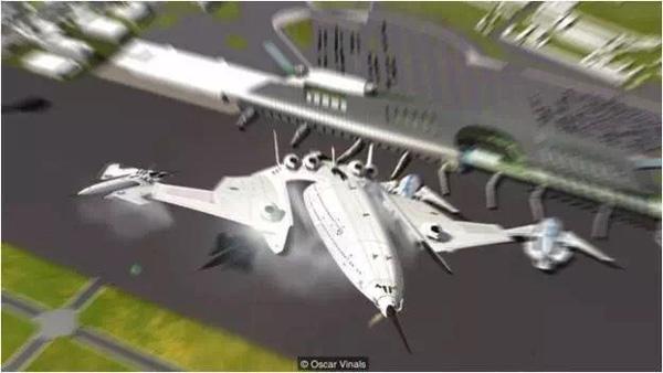 当时可谓是航天飞机设计的黄金时代
