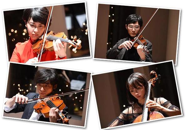 """正如饰演大提琴手世吹的满岛光在宣传活动中所说的那样:""""在音乐响起的"""