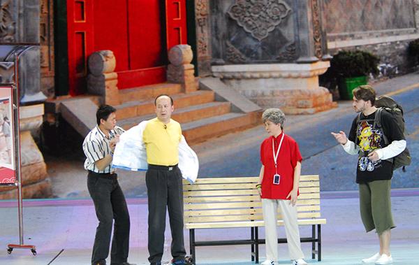春晚小品的口音:从商的广东人、精明的上海人和幽默的东北人