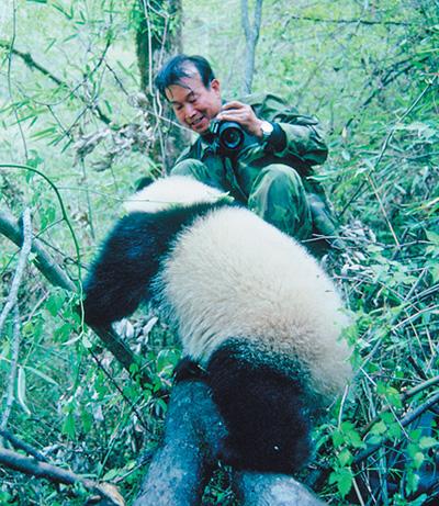 """""""纯野生""""科学家潘文石的荒野人生:投身野保36年长住深山 - 梅思特 - 你拥有很多,而我,只有你。。。"""