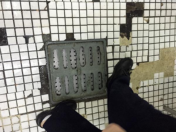 百年老字号沈大成 将改电网灭鼠一月两次,已封死门缝