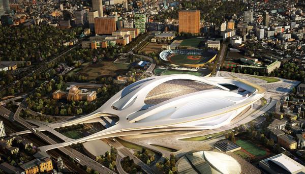 关于东京奥运会主场馆设计波折伊东丰雄有很多话要说 行业新闻 丰雄广告第14张