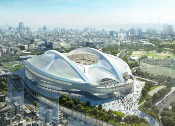 关于东京奥运会主场馆设计波折伊东丰雄有很多话要说 行业新闻 丰雄广告第15张