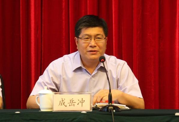 浙江省副省长成岳冲当选省红十字会会长