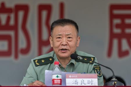60岁:北京卫戍区司令员潘良时中将转任陆军副司令员(图/简历) - cheunglein - cheunglein 的博客