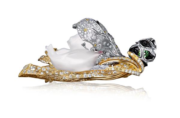 """再构东方美,中国独立珠宝设计师诠释""""新中国风"""""""