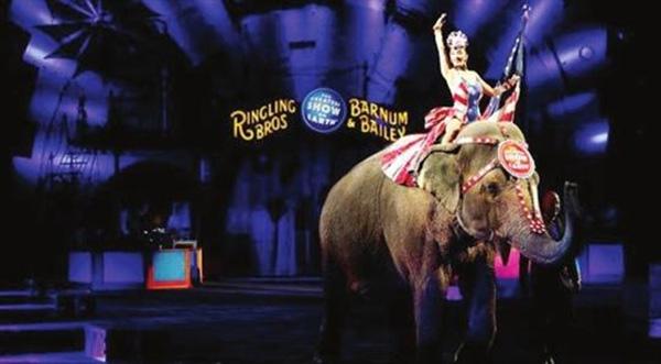 美国百年马戏团即将谢幕,多年来动物表演持续遭动保组织抗议 - 梅思特 - 你拥有很多,而我,只有你。。。