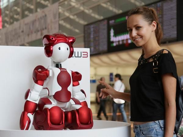 机器人开始用自己的语言聊天关于人工智能我们知道得太少了