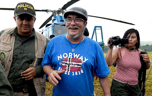 哥伦比亚军队在与反当局武装的战斗中遭到袭击,6人死亡,8人受伤