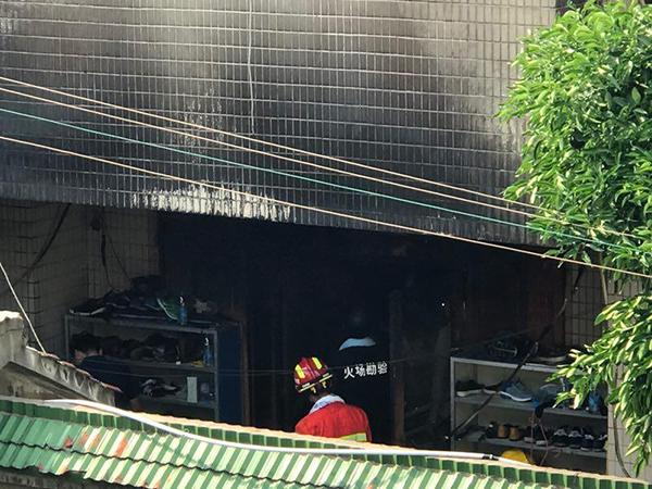 常熟致22死火灾系人为纵火:起火民房房门被反锁,嫌犯落网