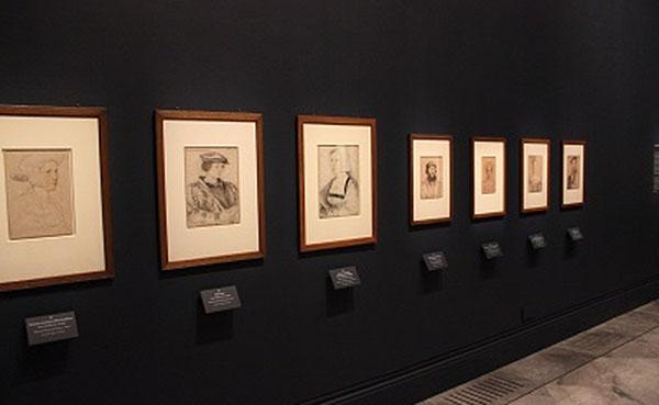 从达芬奇到伦勃朗的肖像画展,观众邂逅的是艺术家,还是模特