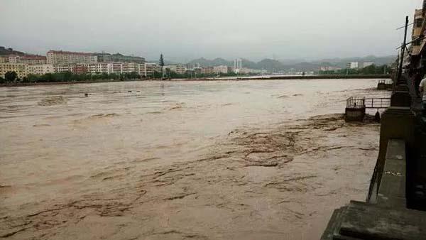 陕西榆林本次洪灾为何如此严重:黄土高原地貌,防洪配套短板