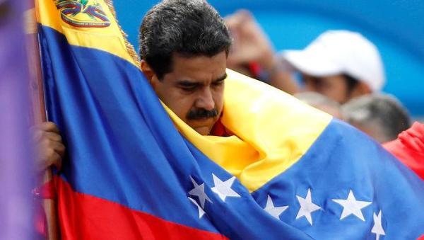 委内瑞拉制宪大会选举投票结束,美称将对当选成员进行制裁