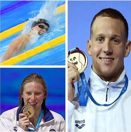 美国游泳为何盛产天才,他们的参赛频率和赛后恢复中国能学吗