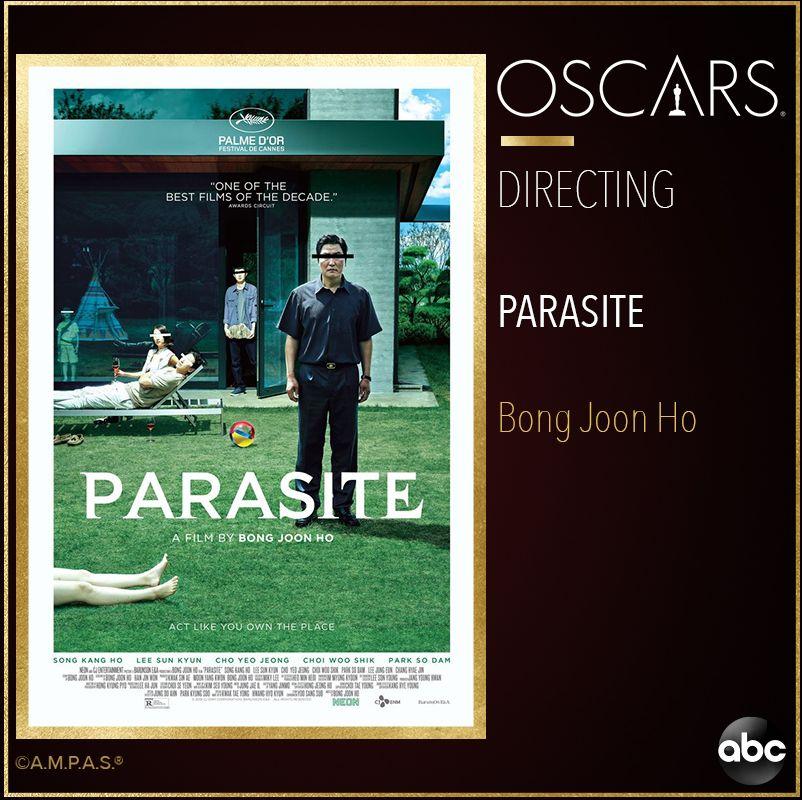《寄生虫》拿了奥斯卡最佳影片,我们做了奉俊昊电影大盘点朗拿甸度