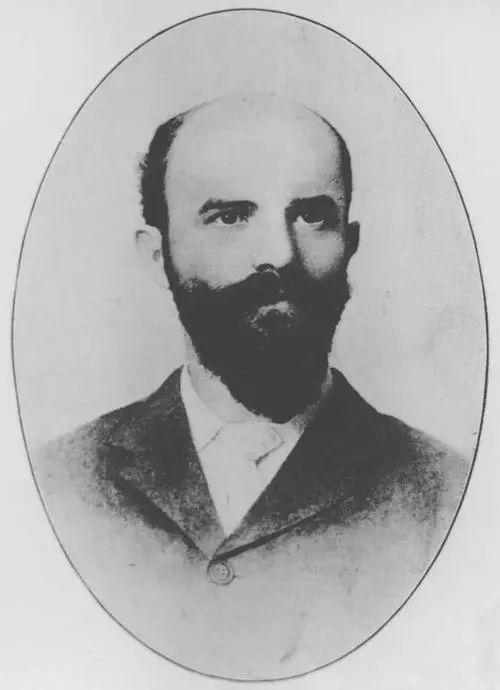 埃里希·宝隆(1862-1909) 资料图