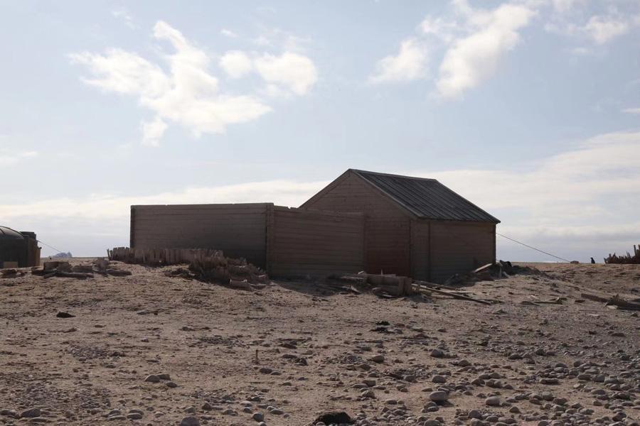博克格雷温克小屋。 本文图片中国第36次南极考察队提供