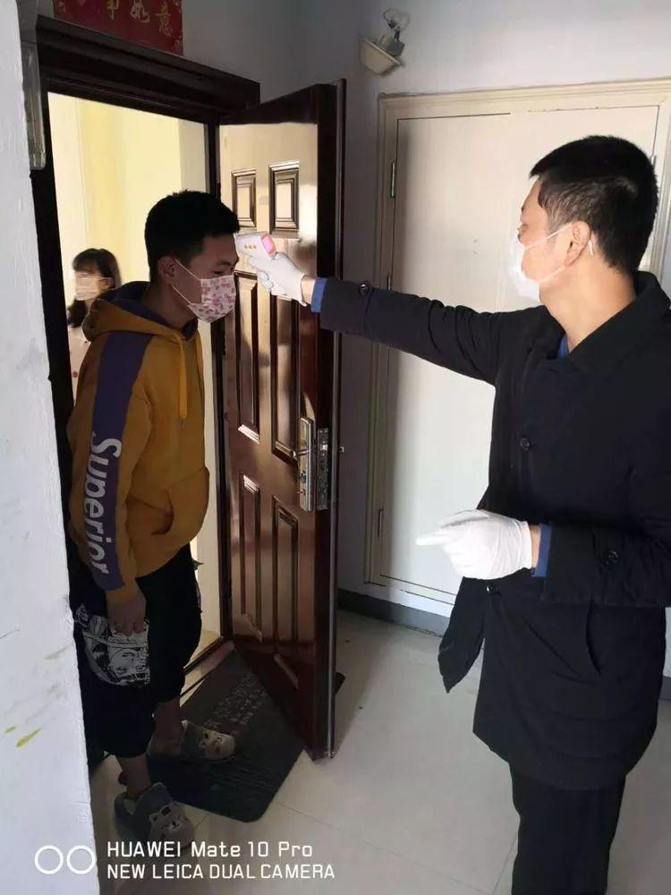 【抗疫前线】永年文广旅局:再巡查、再排查,