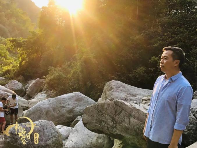 《中国诗词大会》康震老师登庐山的幕后故事