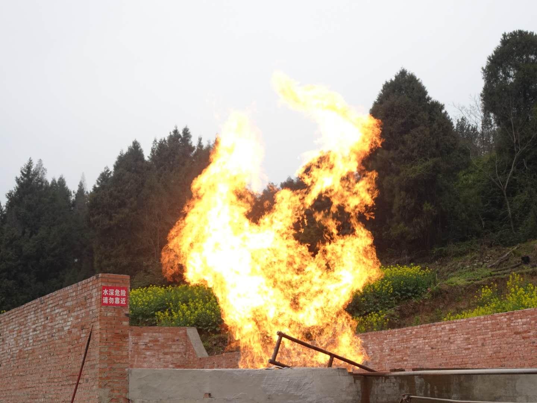 中石化宣布页岩气勘探新发现,,试获日产5.03万方