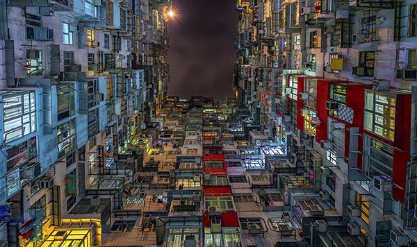 对话国家地理年度获奖摄影师杨安迪:在高密度