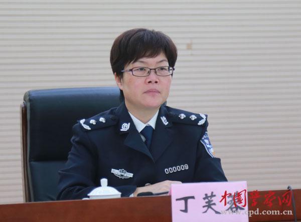如何用蚂蚁花呗提现安徽省私安厅部主任丁芙蓉拟任省委政法委