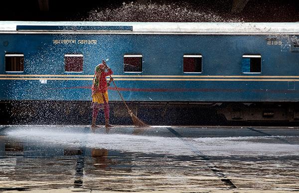 中企签约孟加拉国铁路项目:长101公里,总金额8亿美元