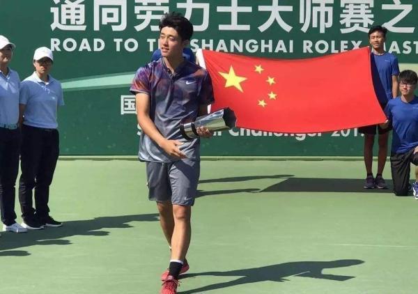 对话中国男网主帅:日本网球是正面教材,我们只是差了一口气