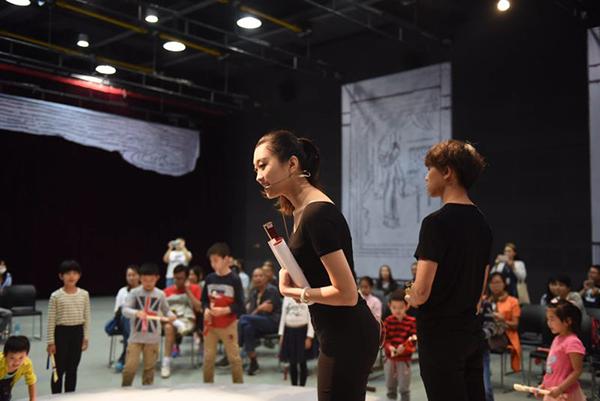 """国庆长假三部儿童剧目在沪轮番上演,""""体验式阅读""""寓教于乐"""