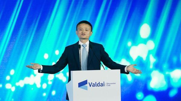 马云与普京同台演讲:关注30岁以下年轻人,世界更加可持续