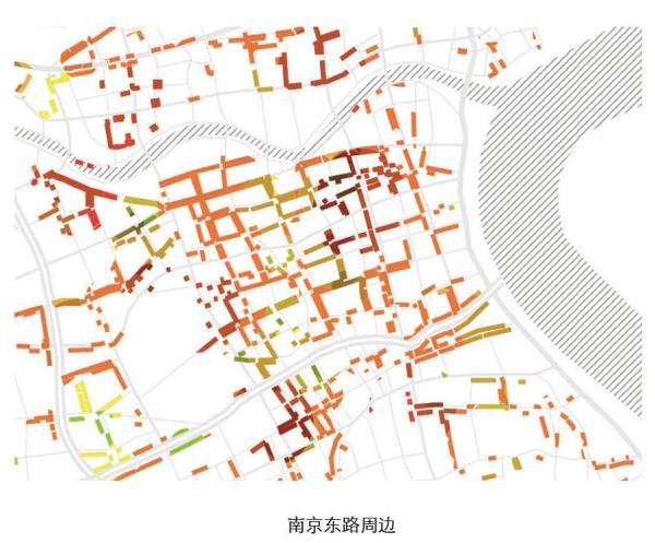 骑行上海之设施站②|路测停车设备简陋,停车难单车取暖空气图片