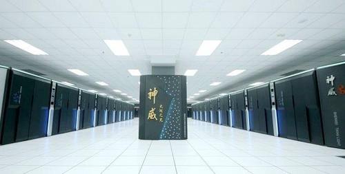 """中国超算""""称霸""""榜单的冷思考:整体水平与美"""
