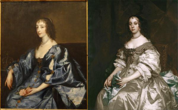 同月同日生的王后婆媳:改变英国戏剧,引领下午茶风尚