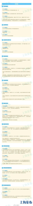 上海市民享受哪些基本公共服务?9大领域96个项目清单……