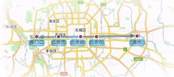 """北京城市副中心线城际动车""""京通号""""交付:配备车载WiFi"""