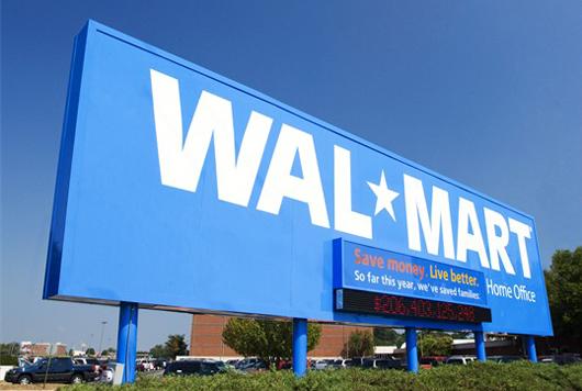 """沃尔玛沿用47年的公司名改了:从名字上撕掉""""百"""